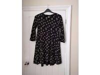 Dorothy Perkins Maternity Black Dress Size 12