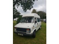1991 Citroen c25 campervan