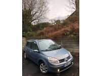 Renault Scenic 1.5 DCI Diesel*New MOT*6speed*Fsh*60MPG*Cambelt Done*