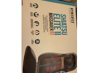 Homedics Shiatsu Massage Elite II