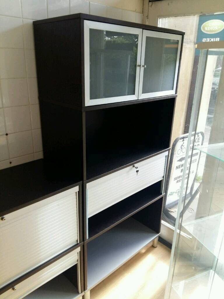 IKEA Storage cabinetin Fishponds, BristolGumtree - IKEA Roller front Cabinet, Lockable roller, 3 Compartments, cost over £400. Good condition ideal for a small office