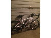 Dawes sprint kids racing bike. Very good condition. White. Suitable for kids up to 9yrs.