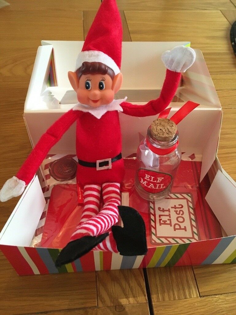Elf On The Shelf Deluxe Toy Sale In Neath Neath Port