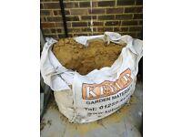 Free Builders Sand. 3/4 ulk bag. Clean. Will help load