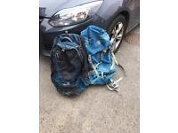 Karrimoor large backpacking rucksacks