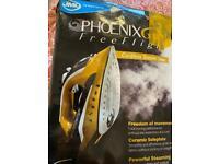 Phoenix Gold Free Flight Cordless Steam Iron