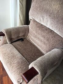 Camelot Recliner Riser Chairs (will sell separate £300 each)