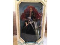 Limited edition Merida doll