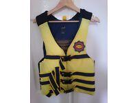 Professional Life Jacket excellent condition - medium size