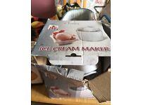 Ice cream maker by Andrew James.