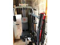 Marcy Diamond Elite Multi Gym with Bench Press, weights etc
