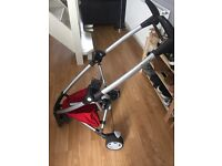 Quinny zapp extra 2 - practically brand new used a few times with car seat