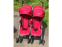 Silver Cross Double Pushchair