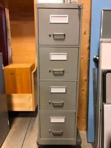 4 Drawer Vertical Filing Cabinet - Letter Size - $184 - Manufacture Special