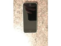Unlocked iPhone 5C 8gb
