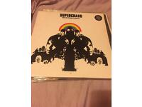 Super grass albumin vinyl
