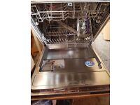 Beko Integrated Dishwasher 6 months old