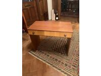 Desk or dressing table. Solid wood. Very good condition