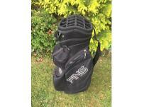 Ping Frontier LT Golf Bag 14 way divider