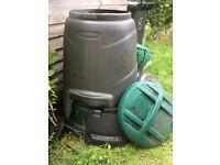 Gardening enthusiasts - 2 x Blackwall Compost Bins needing new home