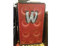 Warwick 900W 6 x 10 Bass Cabinet - EXCELLENT CONDITION