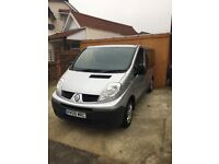 Renault Trafic Passenger 2009 SL27 DCI 115 S A