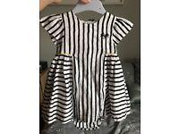 Beautiful baby k range dress bnwt 3-6mths