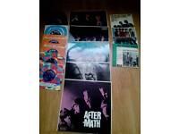 Vinyls records