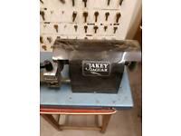 Jakey jaguar cylinder key cutting machine