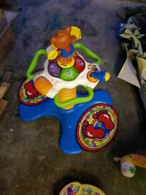 Sit to stand vtech towe