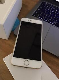 iPhone 6 gold 16GB O2