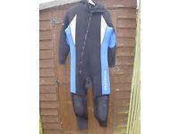Scubapro Semi Dry Suit