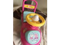 Peppa sit on comes with phone