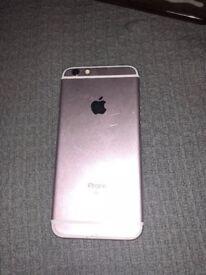 iPhone 6s rose gold. EE/vodaphone