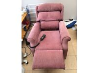 AJ Way Electric Recliner and Riser chair