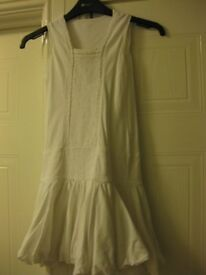SUMMER DRESS 8-10 from Marks & Spencer - LOVELY! IMMACULATE CONDITION! NOW REDUCED!