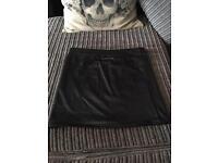 Wet Look Skirt
