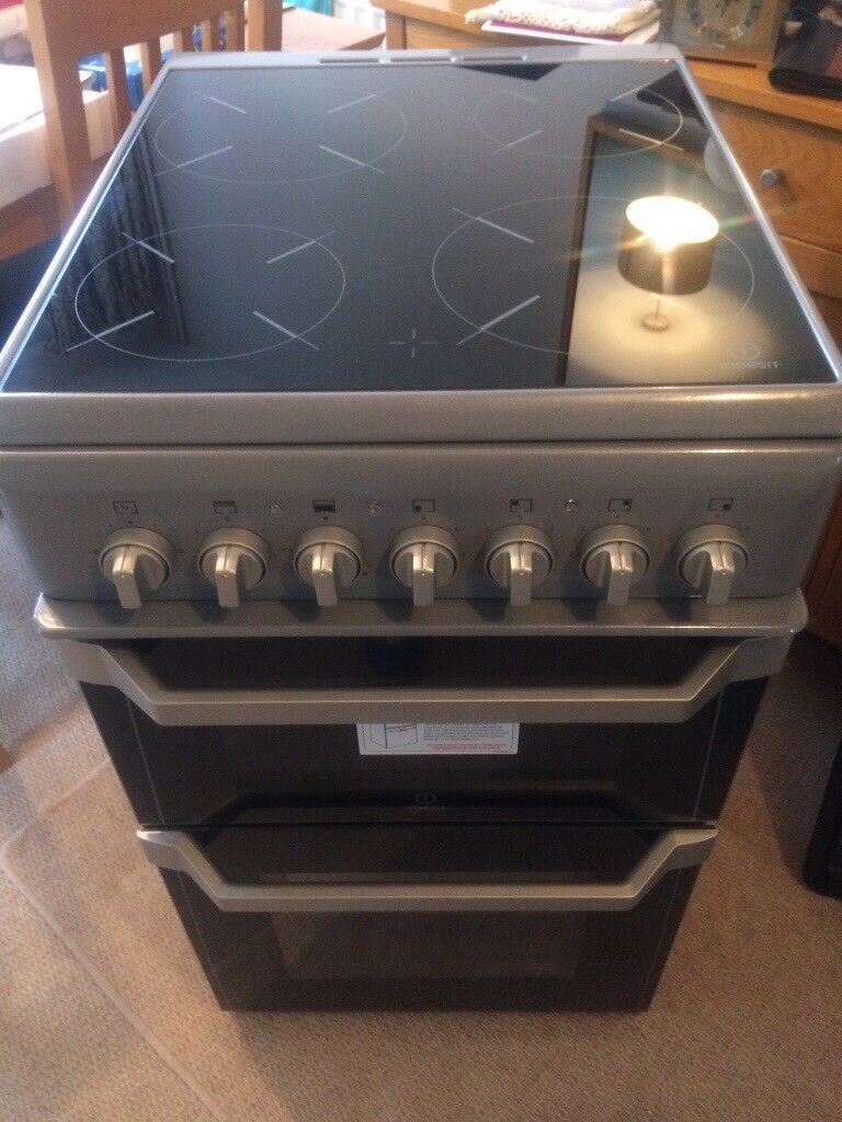 Brand New Indesit 50cm Electric Cooker