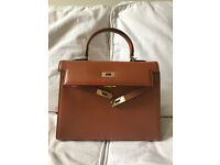 Hermes Kelly -- NEW **** Real Leather ****