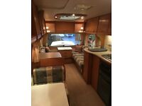 Bailey Ranger 550/6 caravan