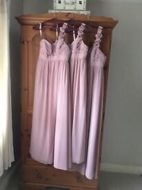 Alfred Angelo Bridesmaid Dresses x 3
