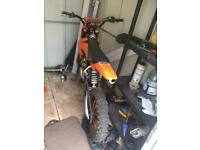 M2R 160cc pitbike