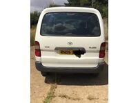 Toyota hiace Extremley clean!