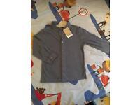 Age 3-4 years bnwt next cotton shirt