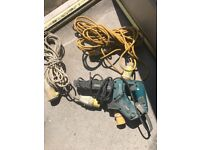 Makita auto feed screw gun 110 volt