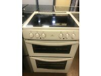 60CM WHITE NEWWORLD ELECTRIC COOKER