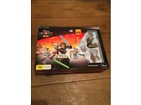 PS3 Disney Infiniti 3.0 Star Wars starter pack NEW in box