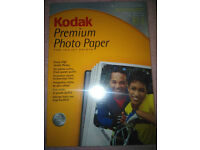 Kodak Premium Photo Paper A4 50 Sheets Ultra Glossy
