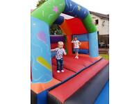 Bouncy castle hire Aberdeen and shire
