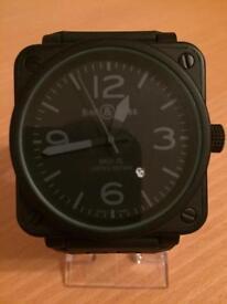 Men's BR01 Watch